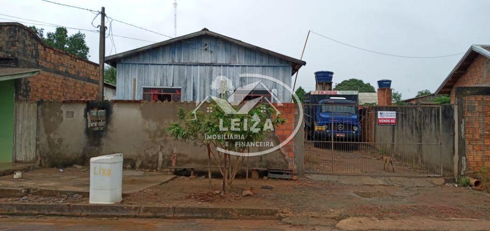 Casa Padrão venda SETOR 7 Jaru