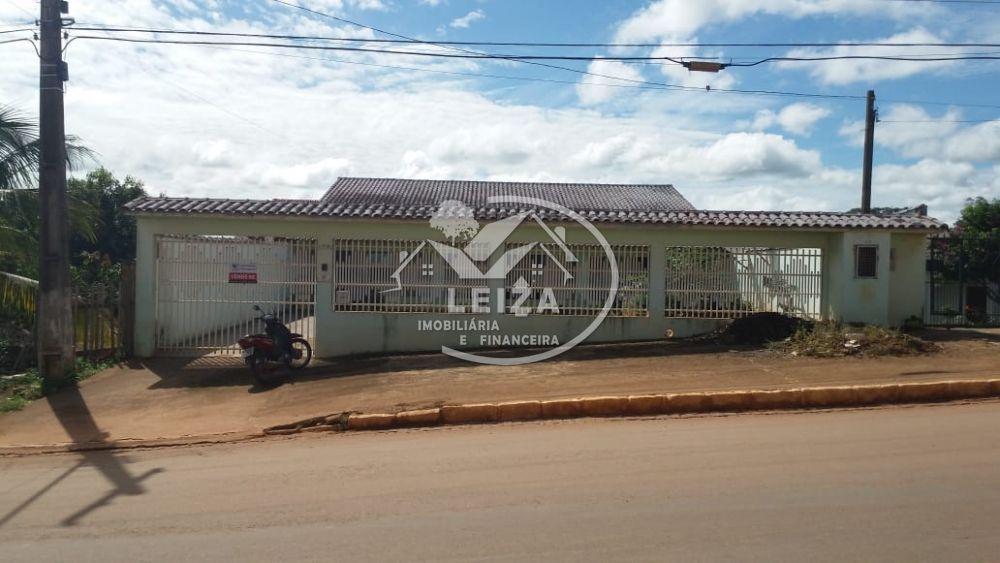 Casa Padrão venda SETOR 3 Jaru