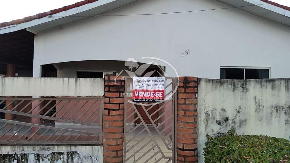 Casa Padrão SETOR 2 3 dormitorios 3 vagas na garagem